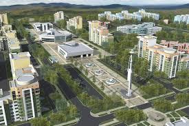 Изоляция объектов социальной инфраструктуры космодрома «Восточный» выполняется каменной ватой ТЕХНОНИКОЛЬ