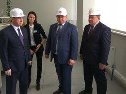 Заместитель губернатора Ростовской области посетил красносулинский завод ТехноНИКОЛЬ
