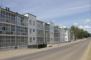 Крупнейший поселок «Березовый» в Иркутске строится с применением каменной ваты ТЕХНОНИКОЛЬ