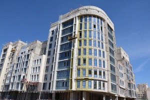 Негорючая изоляция ТЕХНОНИКОЛЬ представлена в новом ЖК в столице Казахстана