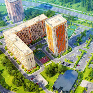 Каменная вата поможет создать комфортный микроклимат в новом калужском жилом комплексе
