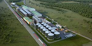 Плиты ТЕХНОРУФ выбраны для теплоизоляции современного семенного завода в Приамурье