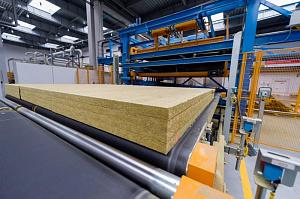ТехноНИКОЛЬ увеличила выпуск каменной ваты на 1 миллион м3