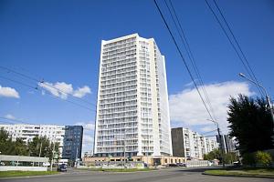 В Красноярске башню-новостройку утеплили негорючими плитами ТЕХНОФАС ЭФФЕКТ