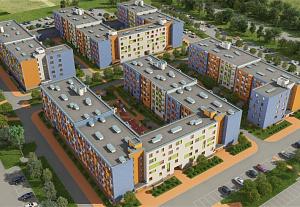 Комфортный микроклимат в домах ЖК «Город-курорт Май» обеспечит каменная вата ТЕХНОНИКОЛЬ