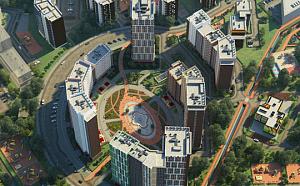 Тепло- и звукоизоляция домов проекта «Семь столиц» выполняется каменной ватой ТЕХНОНИКОЛЬ