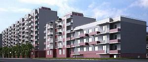 Иркутские строители выбрали систему ТН-ФАСАД Вент для жилкомплекса «Алмазный»