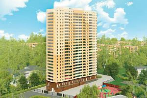 Плиты ТЕХНОФАС ЭФФЕКТ сделают теплее новосибирский «Дом на Золотой Ниве»