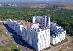 ТЕХНОФАС ЭФФЕКТ позаботится о тепле в «Семейном» жилом комплексе в Кузбассе