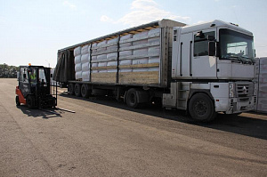 ТехноНИКОЛЬ начала отгрузку продукции в Ростовской области