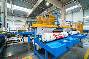 Новый завод ТехноНИКОЛЬ на Дальнем Востоке вышел на проектную мощность