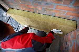 Негорючий материал на основе каменной ваты ТЕХНОФАС ЭФФЕКТ — для нового жилкомплекса в Таганроге